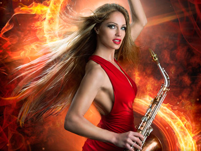 Jobs for a Female Saxophone Player