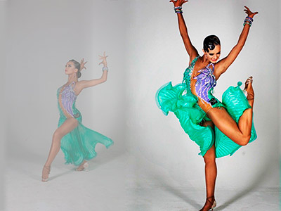Casting for a Female Ballroom Dancer