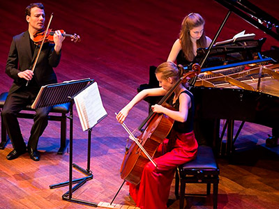 Piano Trio for a Cruise Ship Contract