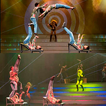 African Acrobats Group 106643