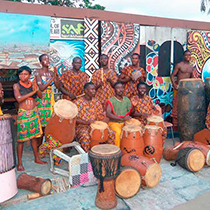 African Traditional Shows 6518