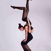Contortion Duo 108593