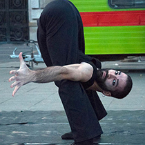 Male Contortion Act 10436