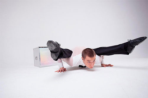 Male Contortion Act 86...