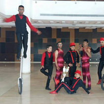 Acrobatic Group 106265