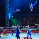 Acrobats Group 105786