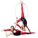 Female Aerial Duo 1080