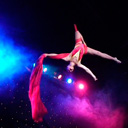 Female Aerial & Hoop Duo 916