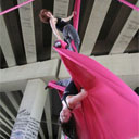Aerial Silk, Aerial Lyra, Trapeze & Fire-Eating Acts