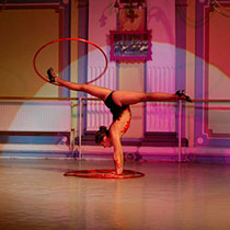 Aerial and Hula Hoop Solo 108720