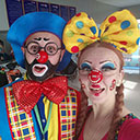 Clowns Duo 10327