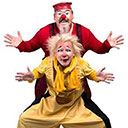 Clowns Duo 105866