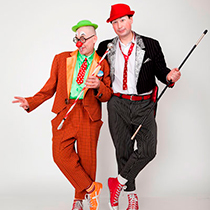 Clowns Duo 107281