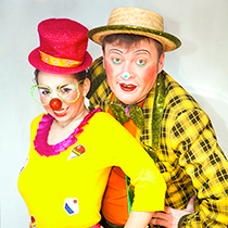Clowns Duo 108627