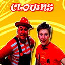 Clowns Duo 1984