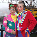 Clowns Duo 894