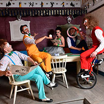 Clowns Group 105535