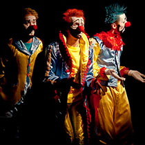 Clowns Group 7757