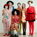 Clowns Mimes 1293