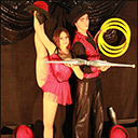Juggling & Dancing Duo 2204
