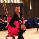 Ballroom Couple 104953