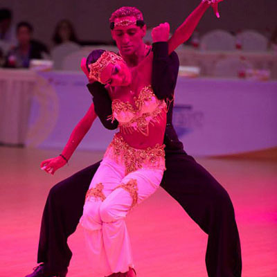 Ballroom Couple 106521