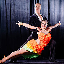 Ballroom Couple 108723