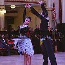 Ballroom Couple 109113