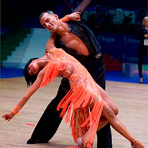 Ballroom Couple 109392