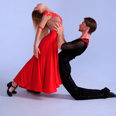 Ballroom Couple 109920