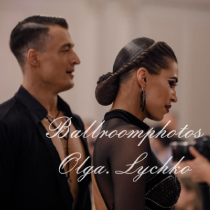 Ballroom Latin Couple 106621