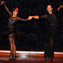 Ballroom Latin Couple 179