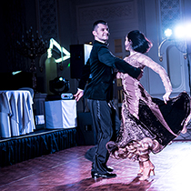 Ballroom Latin Couples 7025
