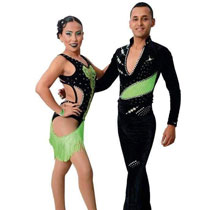 Salsa Couple 109984