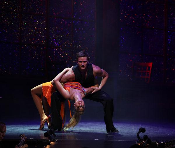 Ballroom Couple 2080 International Talent Agency Quot Rising
