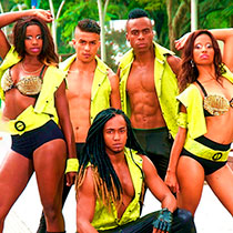 Colombian Dance Group 108915
