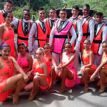 Salsa Dance Group 108905