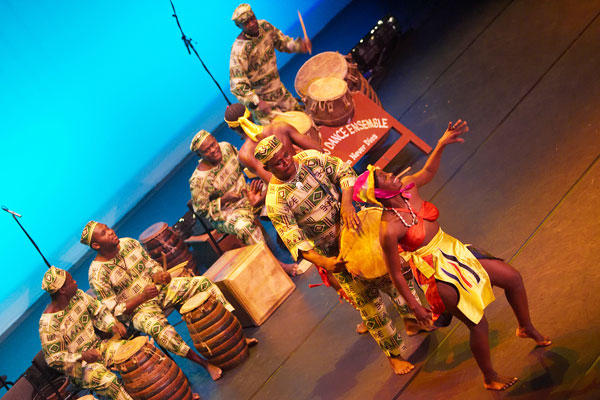 the african music and dance
