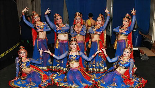 Traditional Asian Dances