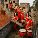 Chinese Traditional Music Phoenix Band 5239