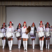 Females Drummers Group 107765