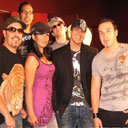 Latin Rock Hip Hop Band 5057