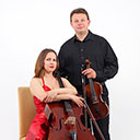 Cello And Violin Duo 9517