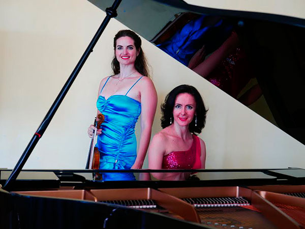 Classical Duo 106312 International Talent Agency Quot Rising