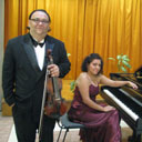Classical Duo Violin Piano 1228