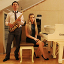 Duo Flute-Saxophone and Piano 793