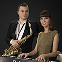 Duo Saxophone And Piano 10204