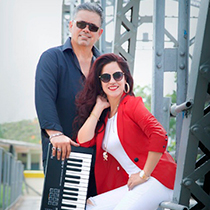 Female Singer Dancer And Male Pianist 108383