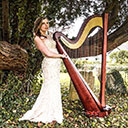 Female Harpist 105120