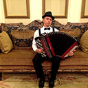 Accordion Player 10304